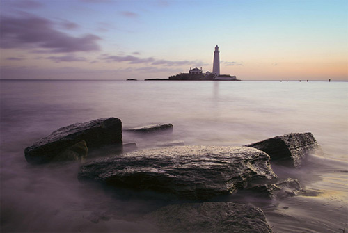 Laurence Sweeney Photography - St Marys Lighthouse Whitley Bay