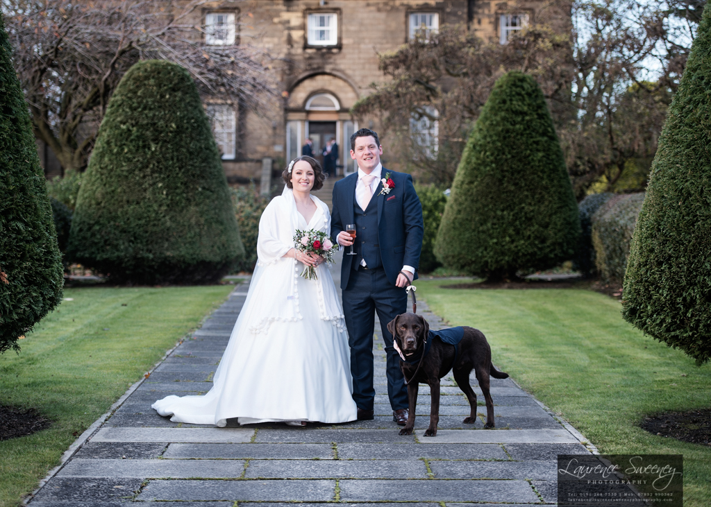 Backworth Hall Wedding – Kerrie & Joe